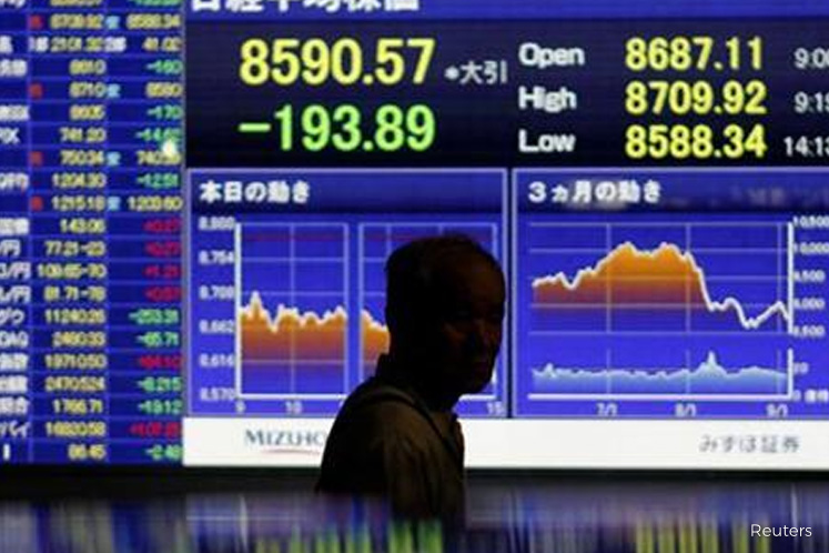 Nikkei rallies to 3-month high as U.S.-China worries ease for now