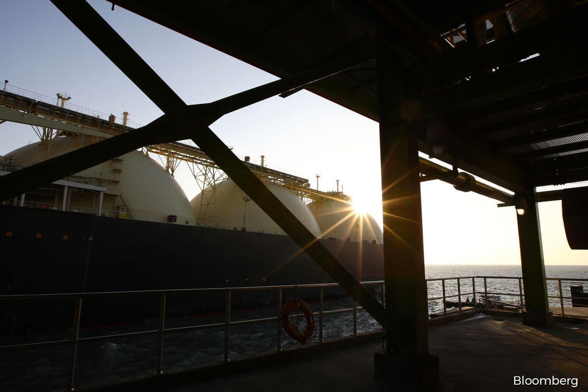 No LNG tankers loading at US export terminals amid freeze