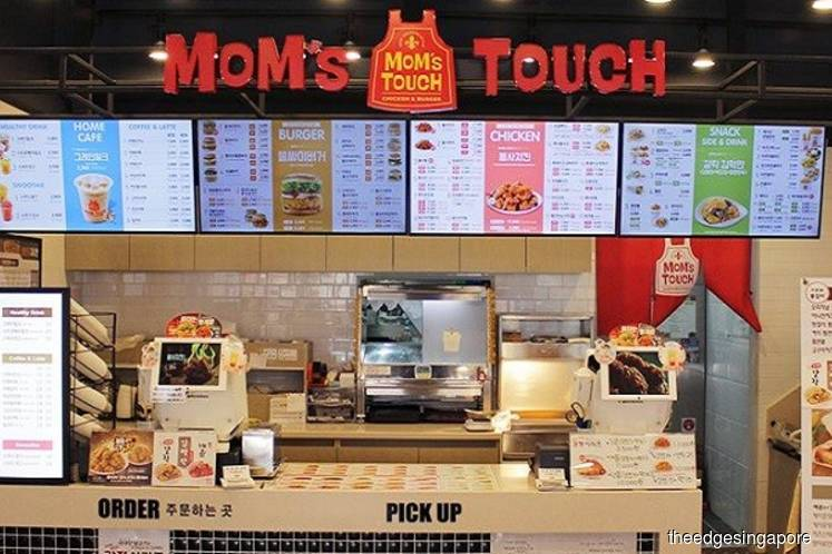 No Signboard to bring Korean restaurant Mom's Touch to Singapore and Malaysia