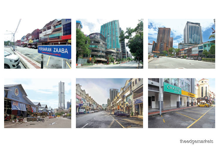 Streetscapes: Where the streets have no … people