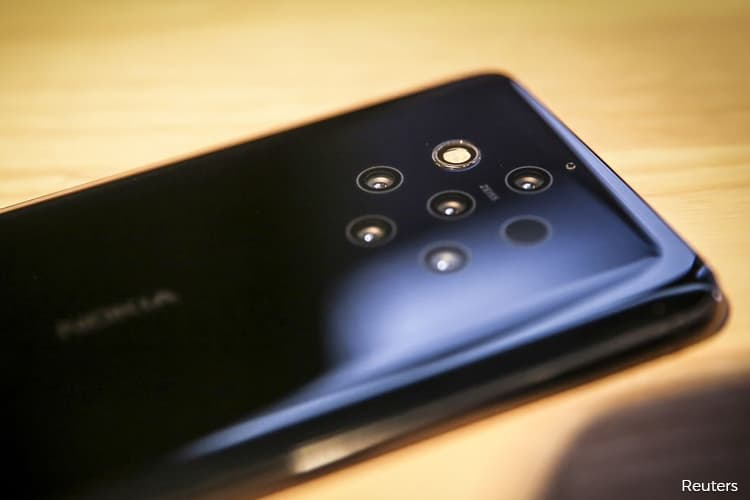 Nokia Flagship Smartphone Has 5 Cameras, But Doesn't Bend