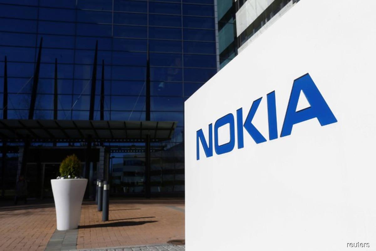 Nokia lifts outlook as 2Q profit beats forecast