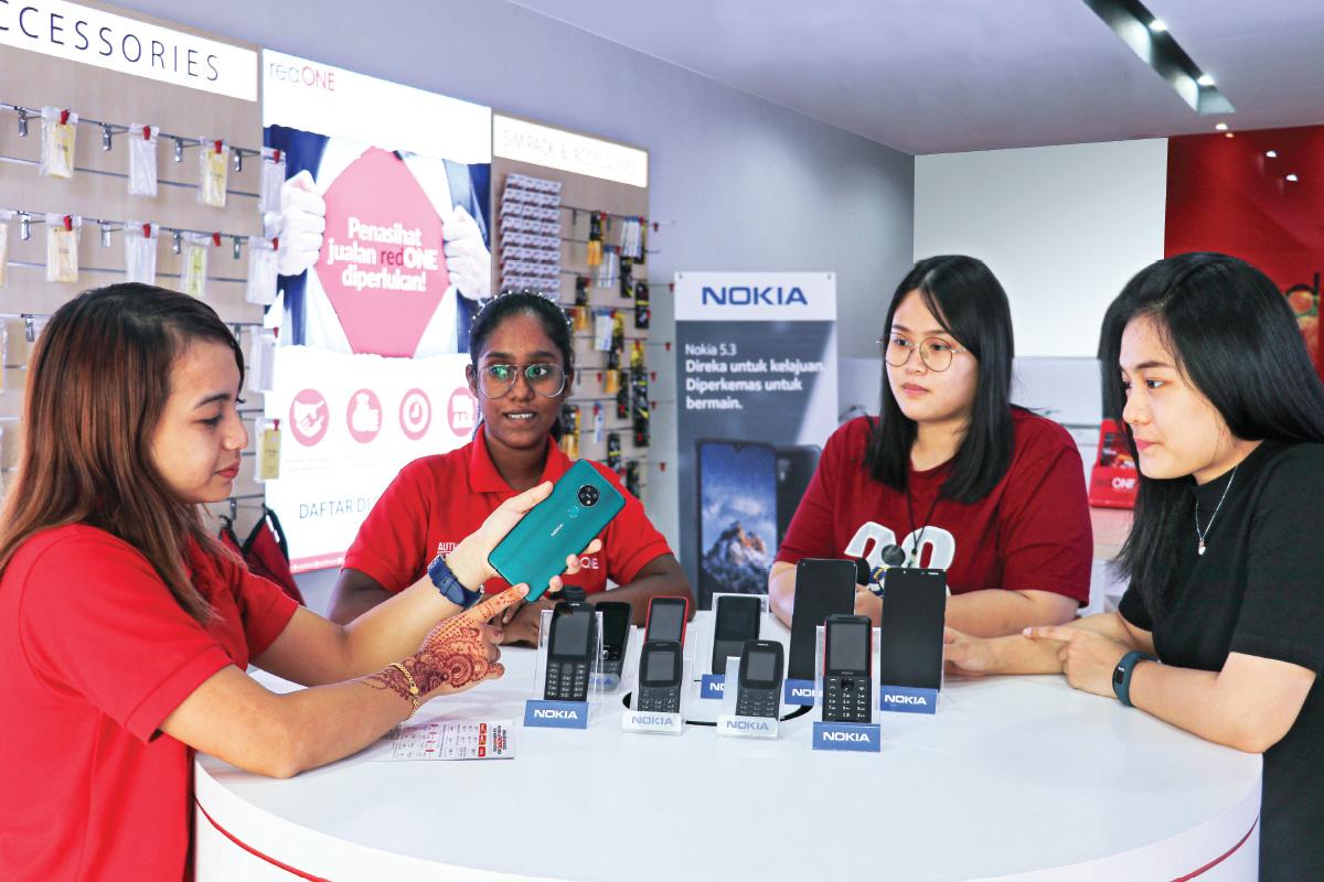 The resurrection of Nokia smartphones in Malaysia