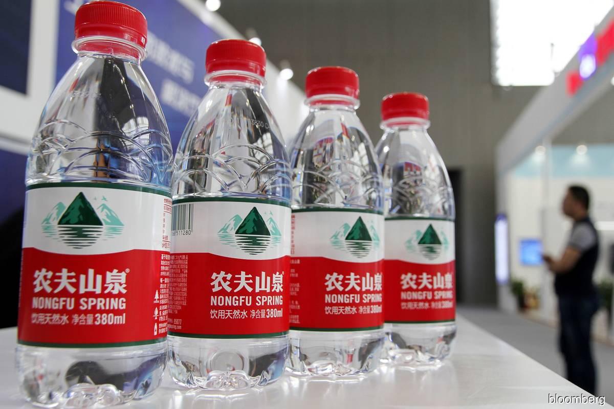 Nongfu seeks US$1.1b in year's second biggest F&B IPO