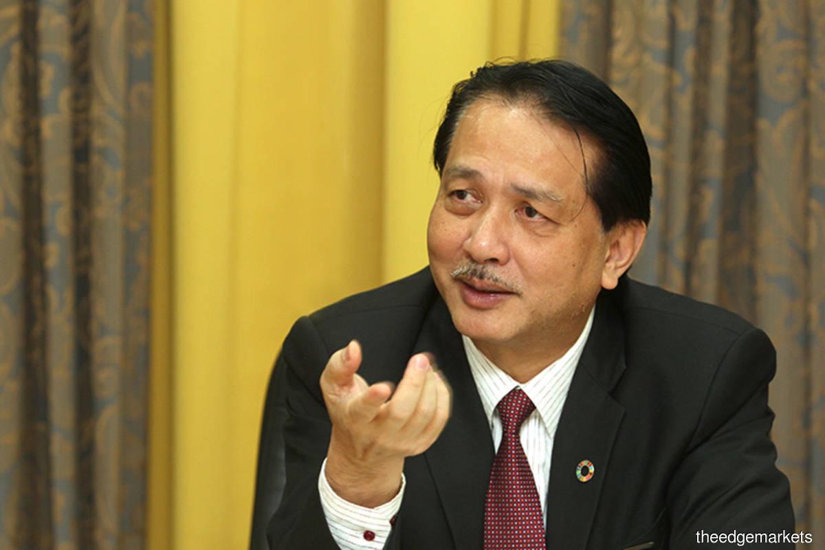 Tan Sri Dr Noor Hisham Abdullah