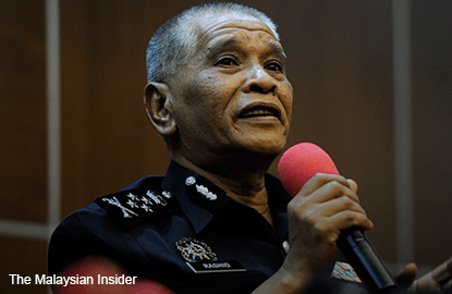 Police say no go for Sept 16 'red shirt' rally