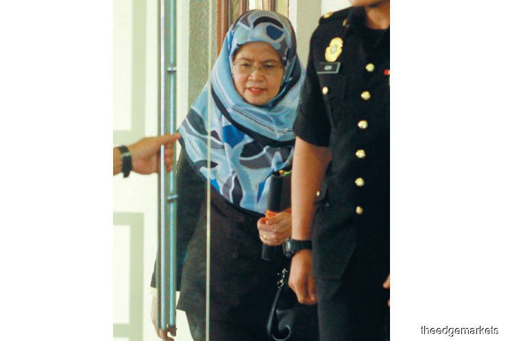1MDB Audit Report Tampering Trial: In an unusual move, report was given to Najib and others for vetting