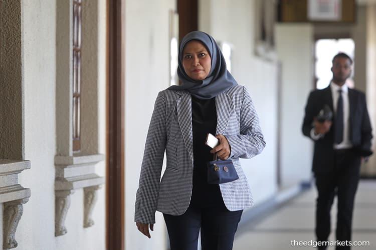 Day 14 of Najib's SRC trial: Najib fails in bid to disqualify former Federal Court judge