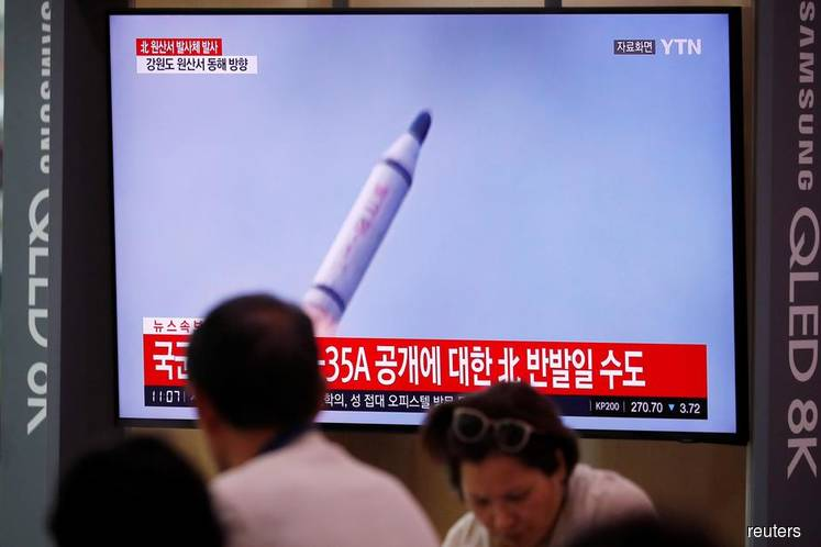 N.Korea says successfully tested new submarine-launched ballistic missile -KCNA