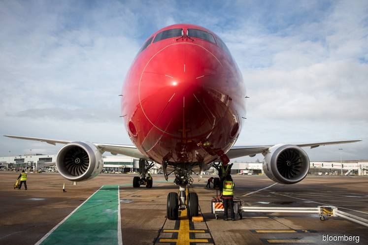 Norwegian Air scraps US$10.6 bil deal for Boeing Max, 787 jets