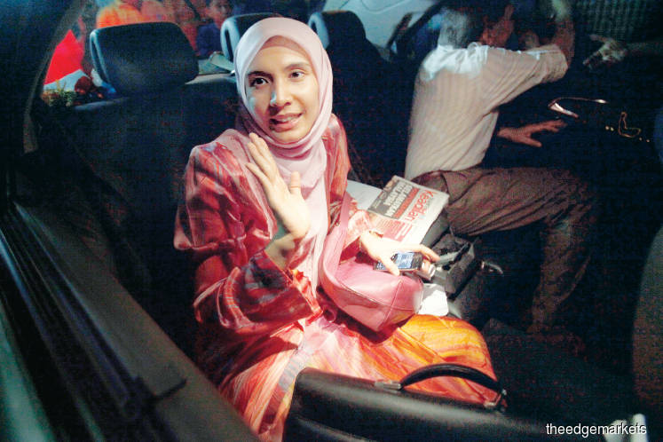 Politics and Policy: Nurul Izzah's disappointment