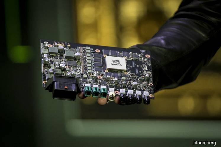 Nvidia to buy Mellanox for US$6.9 bil in data centre push