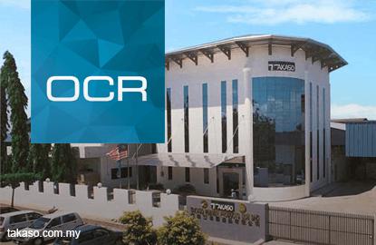 O&C Resources三天内股价跳涨近20% 接马交所UMA质询