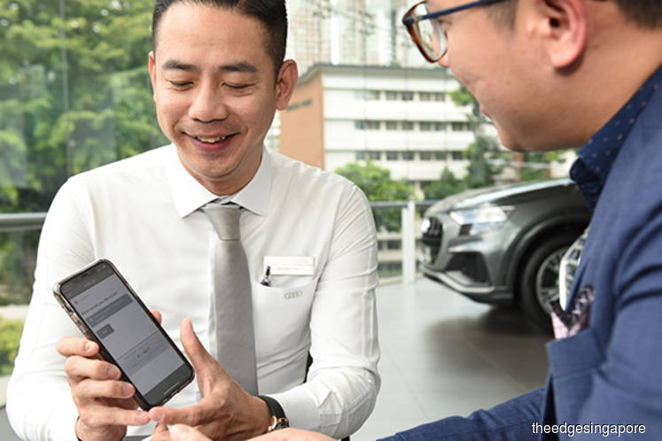 Done in 60 seconds: OCBC taps power of digital to offer instant car loan approvals