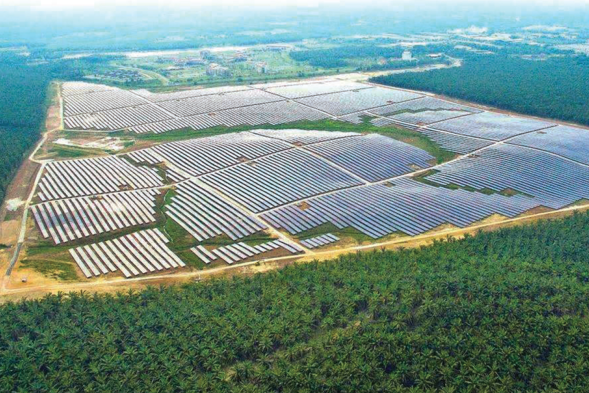 OCBC Malaysia was the sole principal advisor and lead arranger for the first Asean Sustainability SRI sukuk to finance a 50mw brownfield solar project in Kedah