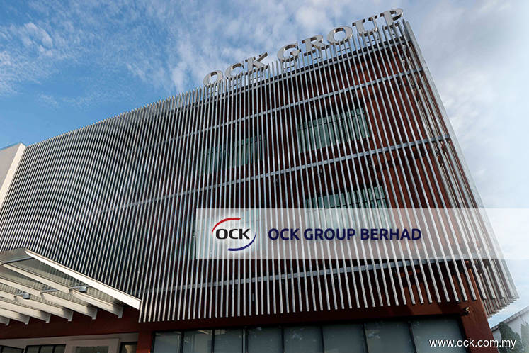 OCK Group may trend higher, says RHB Retail Research