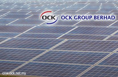 OCK riding Asean infrastructure boom