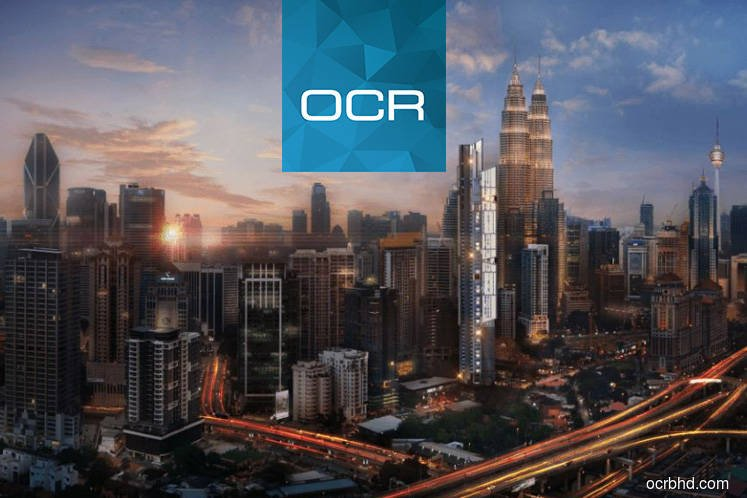 OCR up 1.79% on plan to launch Kuantan's 'tallest development' with RM268m GDV in 1H20