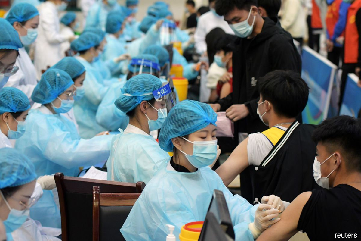 China approves COVID-19 vaccines for children above 3 years old - Global Times