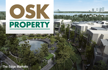 OSK Property plans RM1b worth of launches