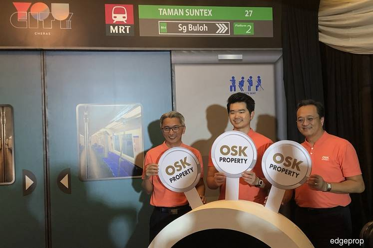 OSK Property launches You City III Cheras TOD
