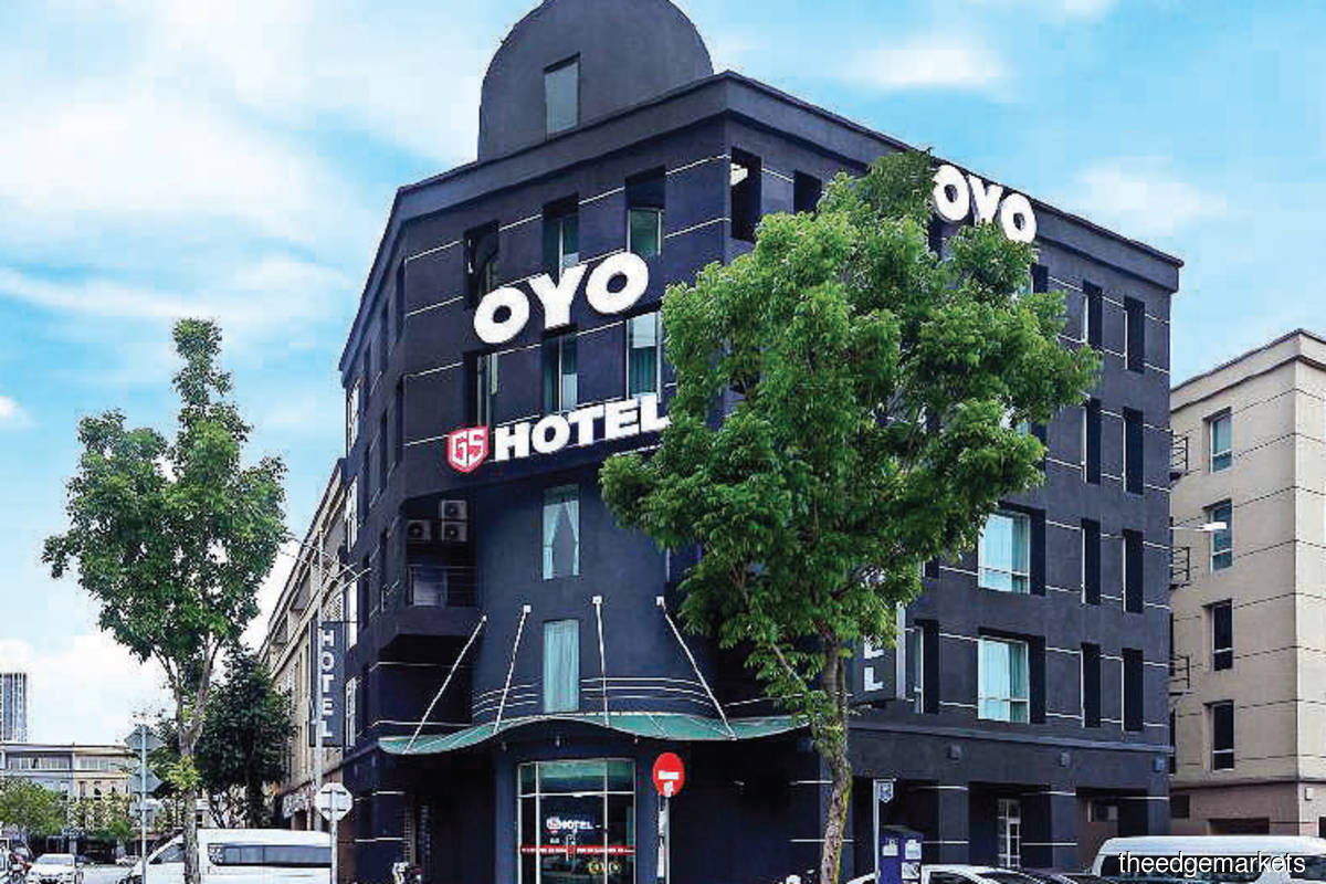 In Malaysia, between 80% and 85% of OYO's guests are locals