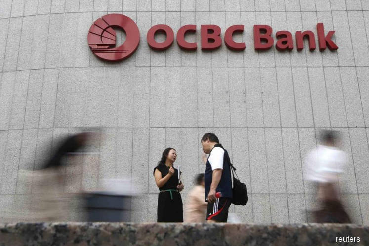 Singapore's OCBC seeks partner for China securities business