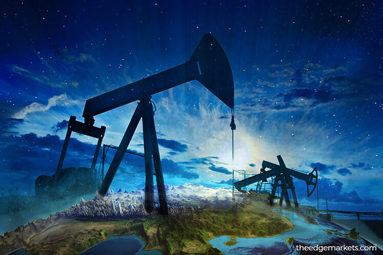 Oil prices nudge higher as upbeat economic sentiment outweighs oversupply worries