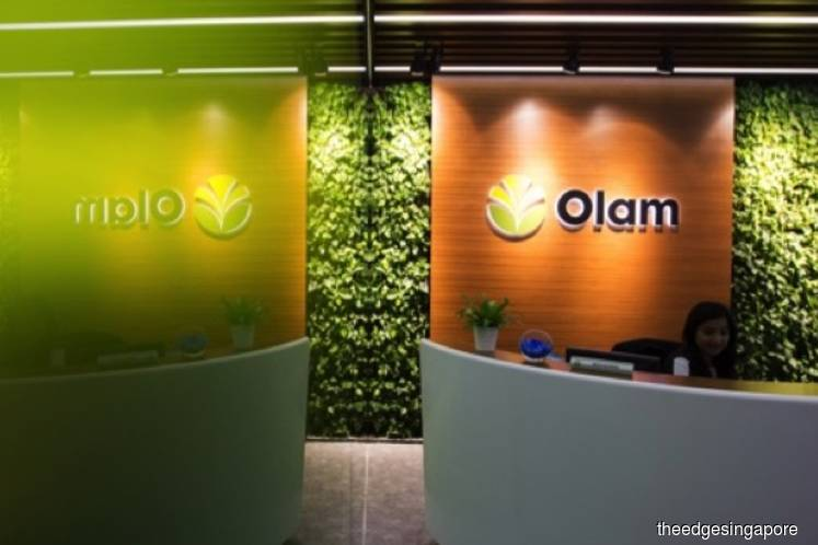 Olam reports 34.5% drop in 2Q earnings to S$61.5 mil on higher costs, exceptional losses