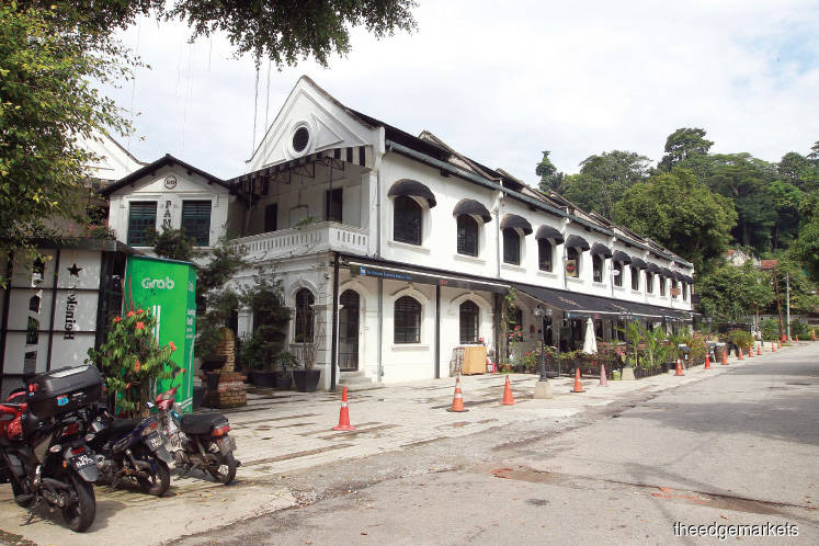 Streetscapes: Memories of Lorong Raja Chulan