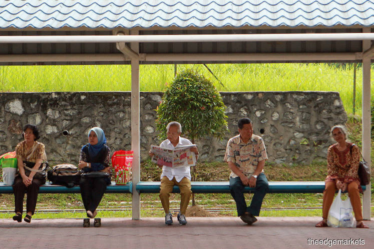 Consider taking on jobs in your old age, urges don