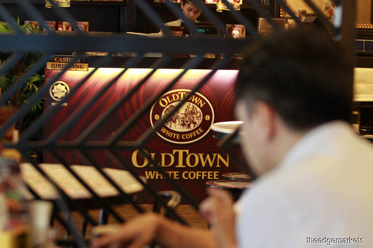 Oldtown gets RM3.18 per share pre-conditional cash offer from Jacobs Douwe Egberts