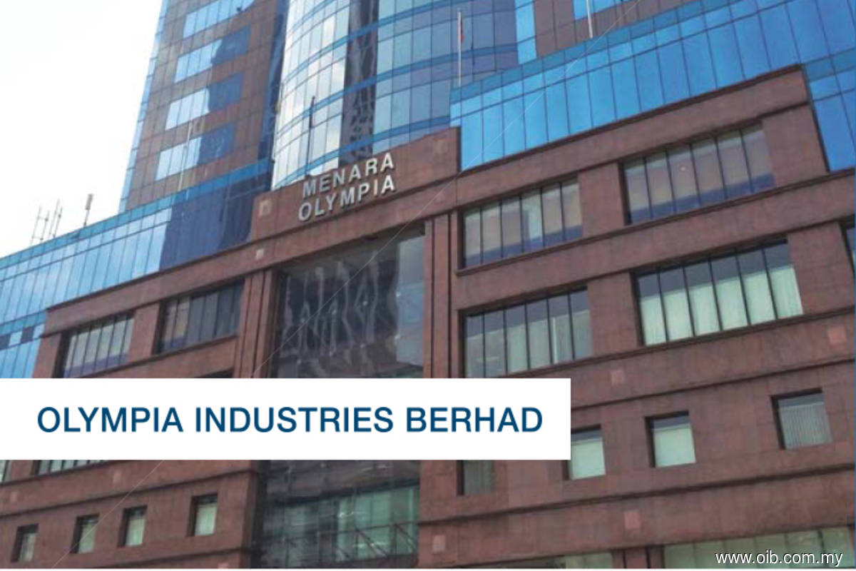 Olympia Industries may be in process of extending rebound, says RHB Retail Research
