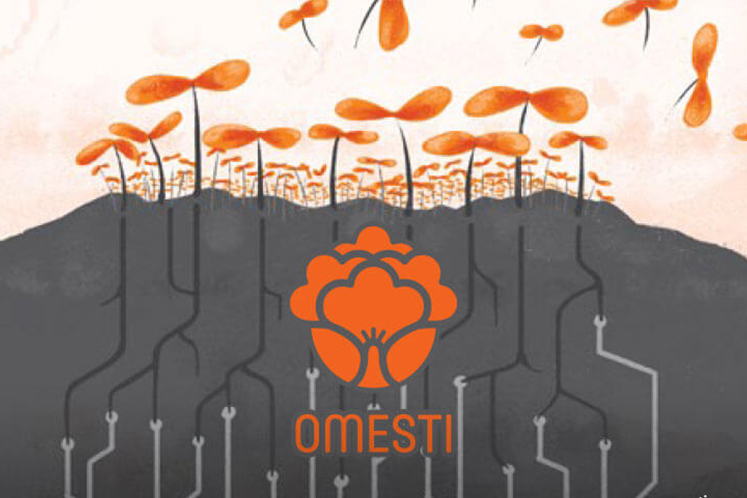 Omesti shares rise as much as 6.36% following contract win from TM