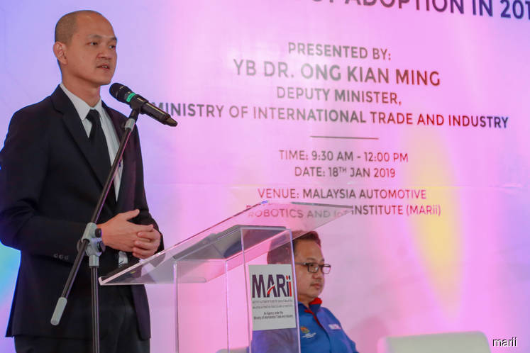 Miti to focus on automotive parts and component exports in 2019