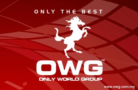 OWG签MoU 在光大开喜粤酒家