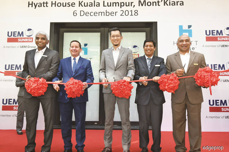 UEM Sunrise ventures into hospitality with Hyatt House hotel