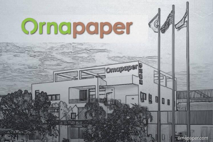 Ornaper shares jump on dividend, profit rise