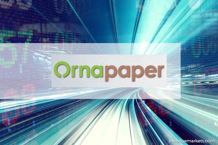 Stock With Momentum: Ornapaper