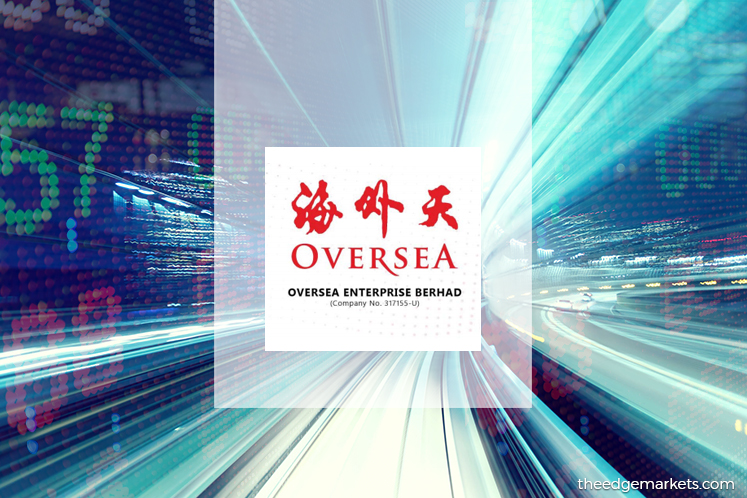 Oversea Enterprise MTO gets only 500 shares