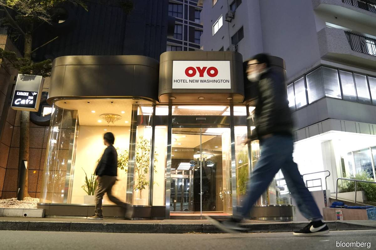Oyo said to seek at least US$1.2b in IPO after comeback