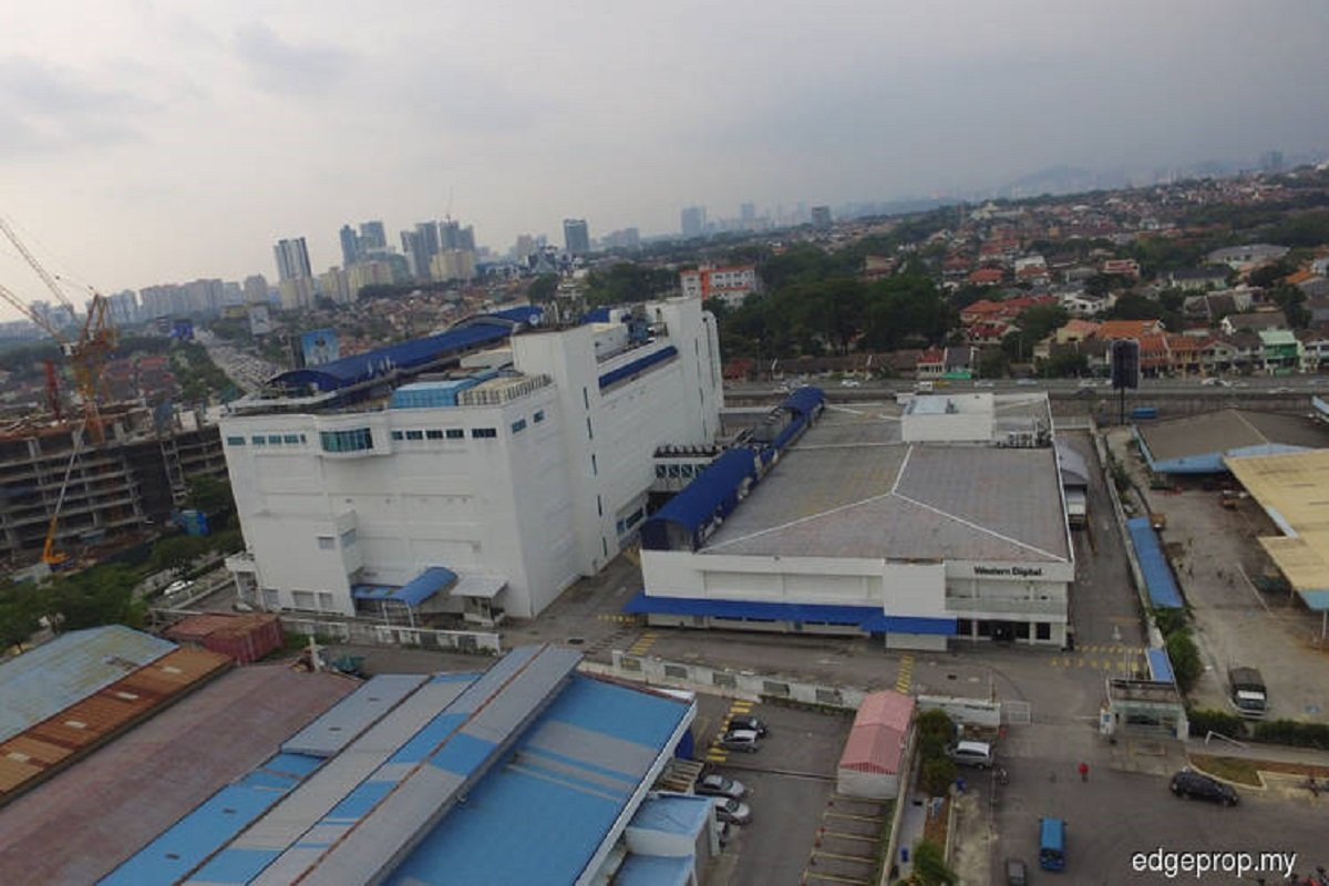 Taiwan's Wistron Corp to buy Western Digital PJ factory