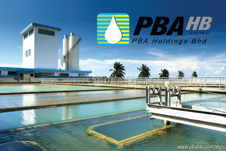 PBA Holdings unit seeks to commercialise R&D project to recycle water treatment plant residue