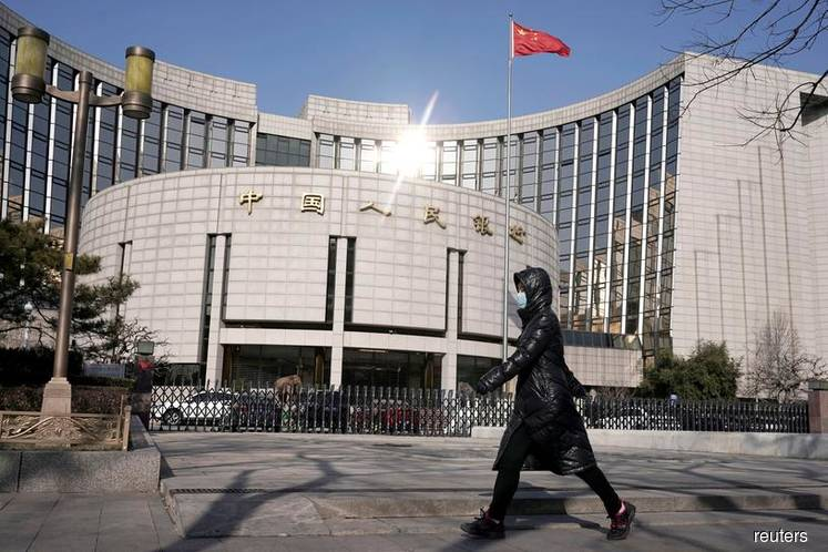 China frees up US$56 bil for virus-hit economy by slashing small banks' reserve requirements