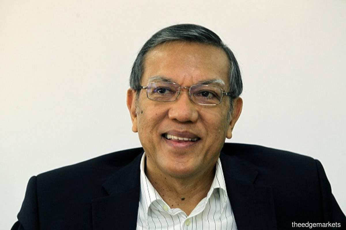 Azlan Mohd Zainol to resign as RHB chairman effective Feb 28