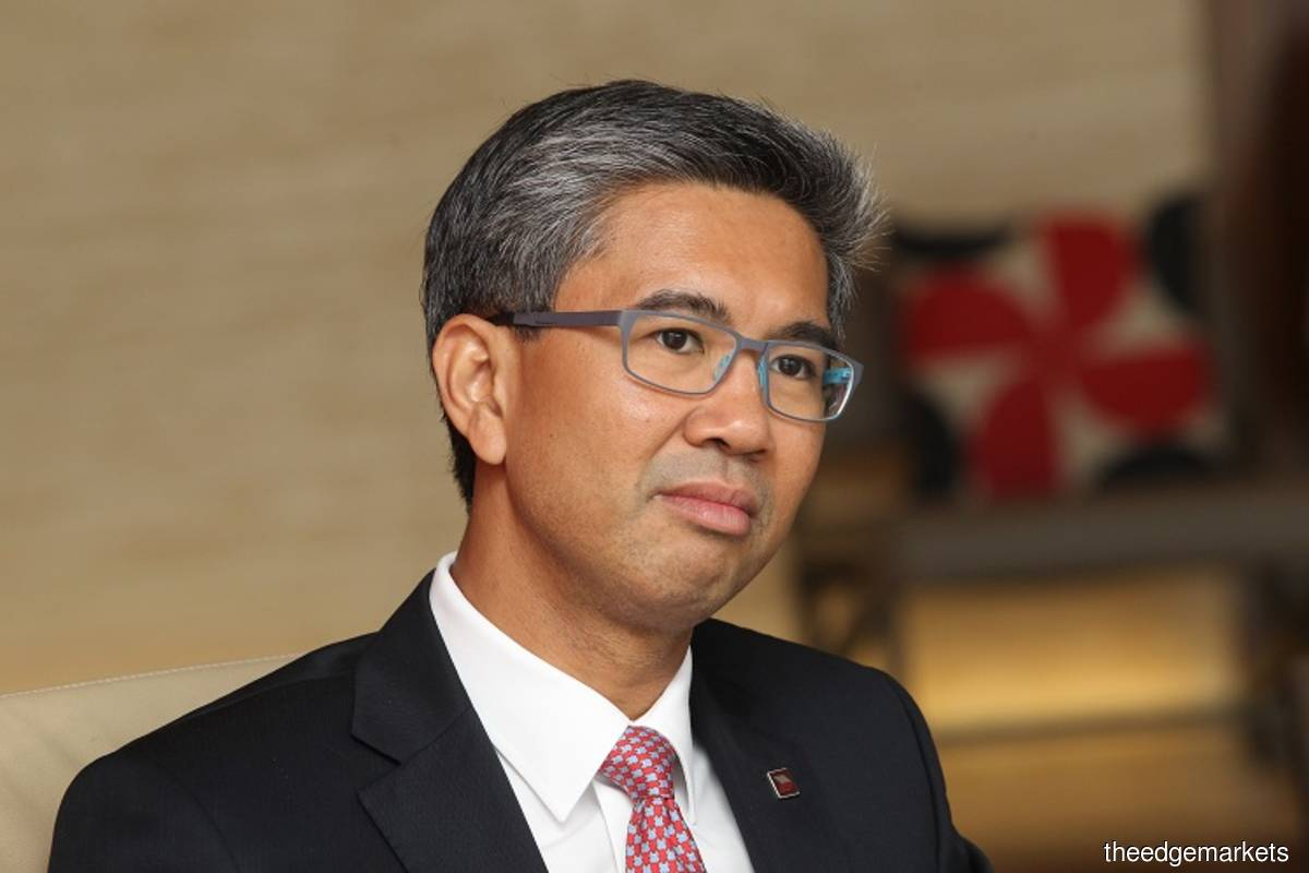 Tengku Zafrul reminded borrowers that the moratorium period would end on Sept 30.