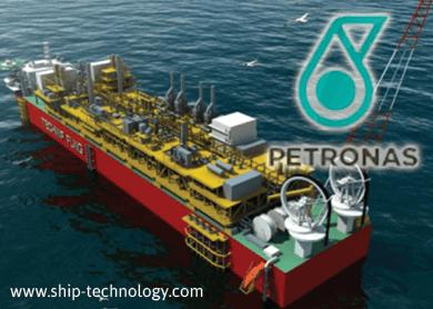 PFLNG1-Petronas