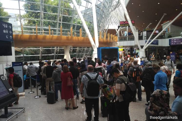 36 hours in, how bad are the KLIA disruptions now?