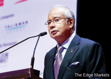 PM Najib says gov't allocates RM2.37b for KLIA loan repayment