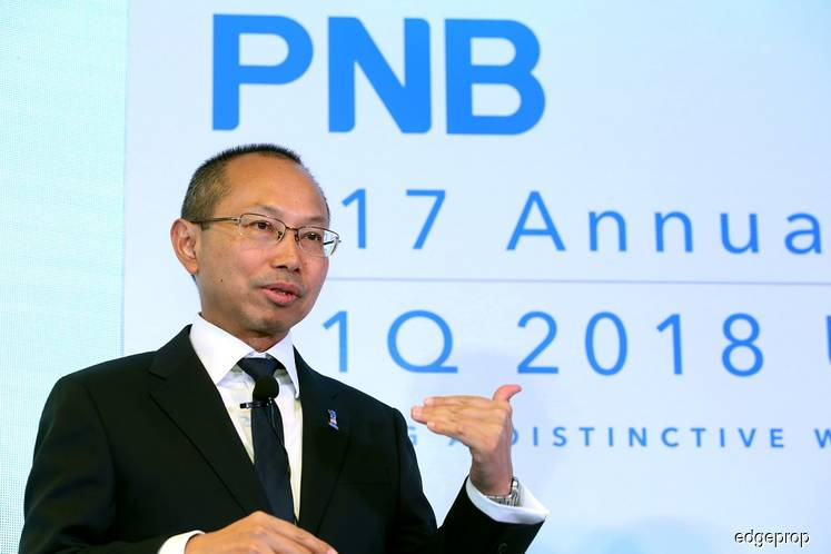 PNB sells London property